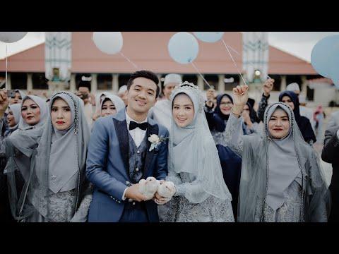 FROZEN WEDDING PARTY - Ixora & Meira Resepsi Ke 2 (29.12.19)