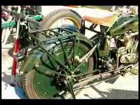 Newport Antique Motorcycle Hill Climb