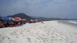 preview picture of video 'River No. 2 beach near Tokeh, Sierra Leone'