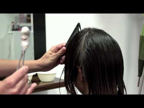 Środki folk dla wzrostu włosów z olejów