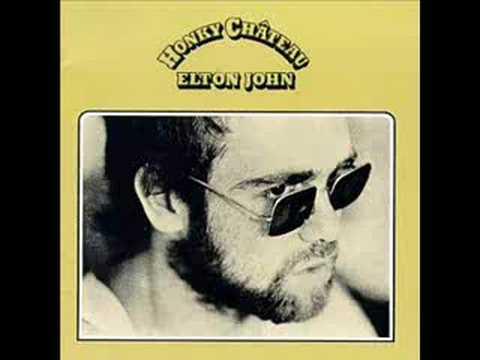 Slave - Elton John (Honky Chateau 7 of 10)