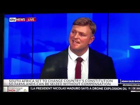 Blair Cottrell - Banned Sky News Interview