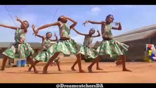 DREAMCATCHERS DANCE TO IMANSE'S AJALA