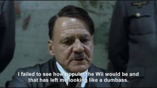 Hitler plans to buy a Wii