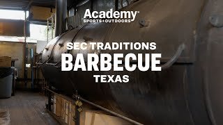 SEC Traditions: Texas Barbecue with Big Moe Cason and Marty Smith
