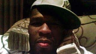 "50 Cent Responds to Fans Calling him Broke ""Yall N*ggas Half Retarded! U Know How Much Money I got?"""