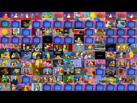 Watch 130 Simpsons Episodes At The Same Time
