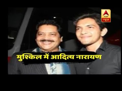 Singer Aditya Narayan gets bail after being arrested for ramming his Mercedes into autoric (видео)