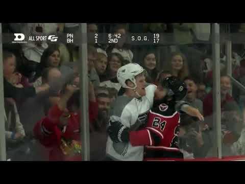 Josh Harris vs. Matt Ustaski