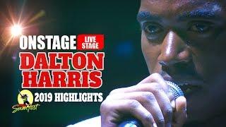 Dalton Harris Bares His Soul On Sumfest Stage
