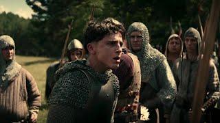 The King (2019) Netflix Film   Battle Speech
