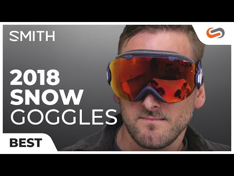 Best SMITH Snow Goggles 2017/2018