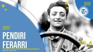 Profil Enzo Ferarri - Pendiri Perusahaan Mobil Ferarri