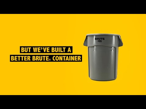 Product video for Executive Series Mega BRUTE® Mobile Collector 120 Gal Black