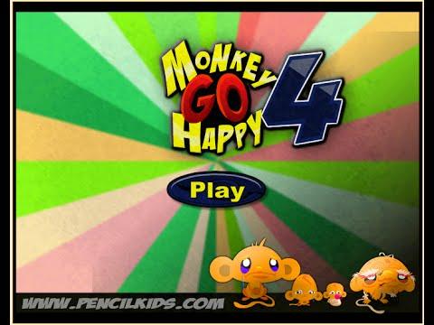 Счастливая обезьянка 4 | Monkey GO Happy