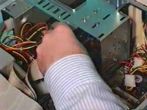 Instalación de Disco Duro SCSI