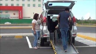 APTORAMP Transporte para Personas con Movilidad Reducida
