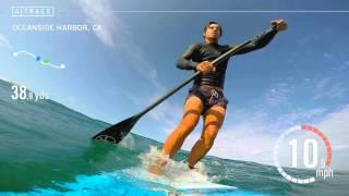 Trace: Surfing - Dave Boehne at Oceanside Harbor