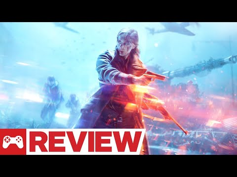 Gameplay de Battlefield V Deluxe Edition