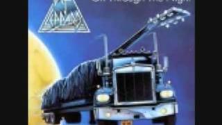 Hello America- Def Leppard