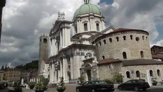 preview picture of video 'Brescia the most beautiful small city in the world'