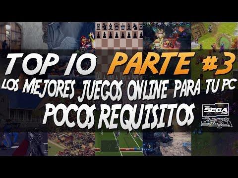 Top 10 3 Los Mejores Juegos Online Para Pc De Pocos Requisitos