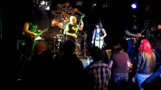 BoneSnapper - Sea of Blood (The Exploited cover) Live 2/21/12