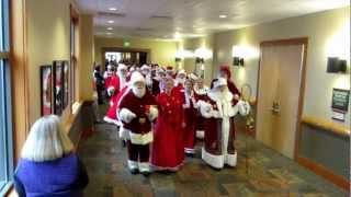 NORPAC Santas Parade