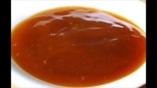 Кисло- сладкий соус по- китайски