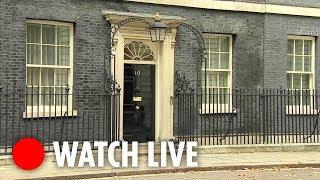 Downing Street: LIVE