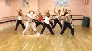 "SLCH - Summer Dance 2013 - Advanced Hip Hop ""Wobble"""