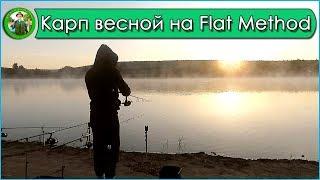 Ловля карпа на флэт метод фидер украина