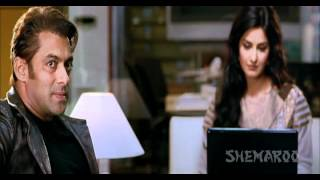 Salman Khan Openly Flirts With Katrina Kaif  Hello  Bollywood Movie Scene