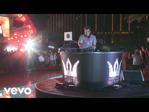 Michael Jackson - Diamond Celebration Party:  Mark Ronson