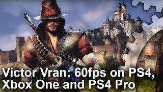 Victor Vran: Super-Smooth 60fps on PS4/Pro and Xbox One!