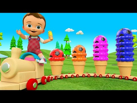 Bob the train|Baby train for kids|Boram Game|