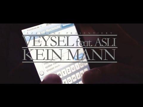 Veysel - KEIN MANN ft. Asli (produziert von m3) (Official HD Video)