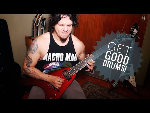 """GetGood Drums """"Modern and Massive"""" demo and Review!!! – Charlie Parra"""