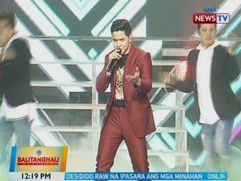 [GMA]  BT: Fans ni Alden Richards, todo-kilig sa concert ng Pambansang Bae