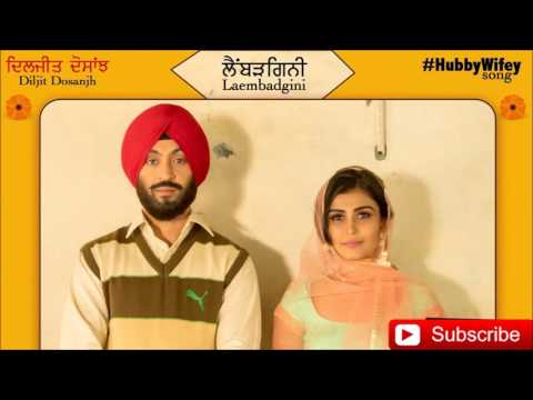 Laembadgini (Full Song) | Diljit Dosanjh | Latest Punjabi Song 2016 | Speed Records