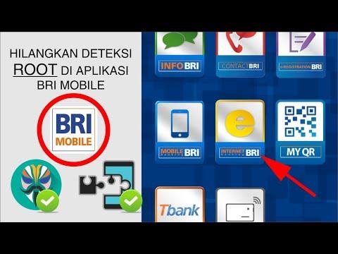 Cara Menyembunyikan Akses Root di Aplikasi Banking BRI Versi Terbaru | Menggunakan Magisk Dan Xposed