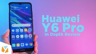 Huawei Y6 Pro (2019) Review