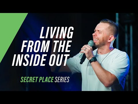 LIVING FROM THE INSIDE OUT | Pastor Vlad