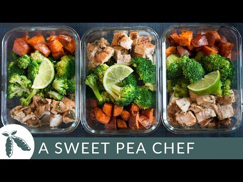 How to Meal Prep - Chicken (7 Meals/Under $5) | How To Meal Prep | A Sweet Pea Chef