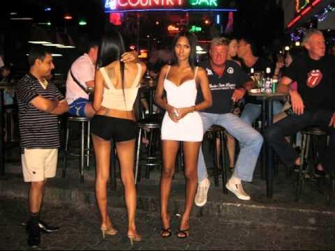 Тайланд транссексуалы проституция
