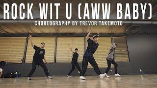 """Ashanti """"Rock Wit U (Aww Baby)"""" Choreography by Trevor Takemoto"""