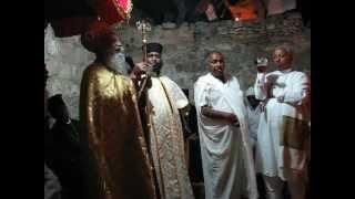 Иерусалим. Эфиопская Православная Церковь 3