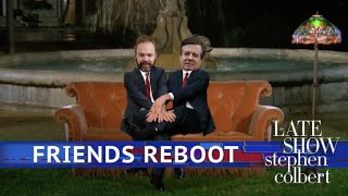 'Friends' Theme Song, Manafort/Gates Edition - Video Youtube