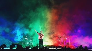 Gambar cover HEAVEN - Troye Sivan (Live at Margaret Court Arena, Melbourne 09/08/2016)