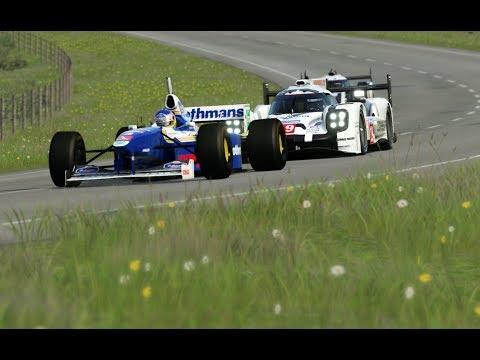 Williams FW19 смотреть онлайн видео в отличном качестве и